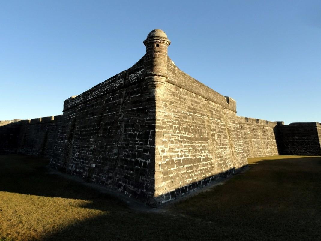 St. Augustine, najstarsze miasto USA