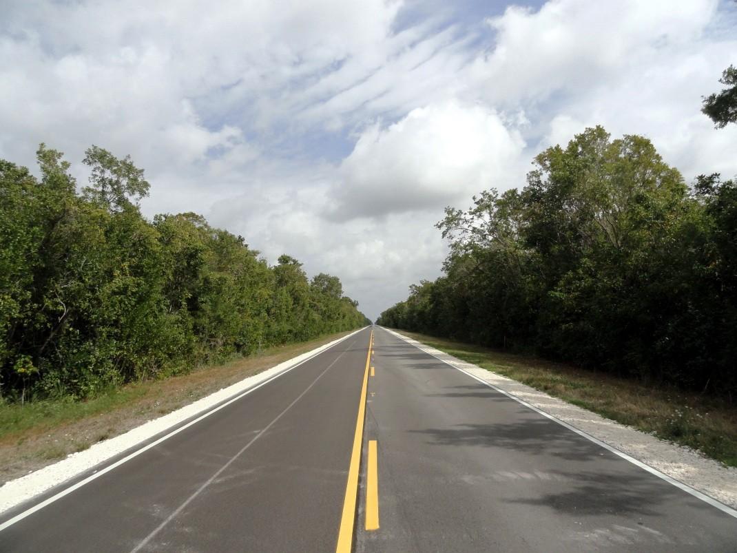Everglades: z dala od cywilizacji