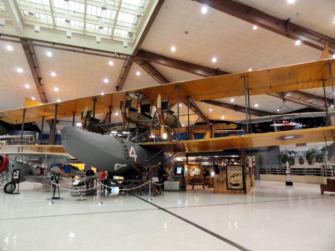 Pensacola, Muzeum Lotnictwa Marynarki Wojennej