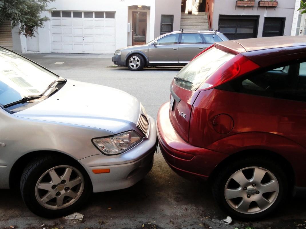 Parkowanie w SF