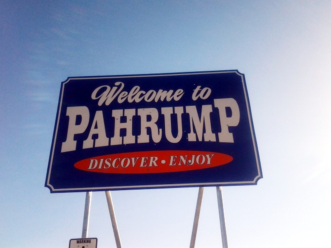 13. piętro, czyli Pahrump, Nevada