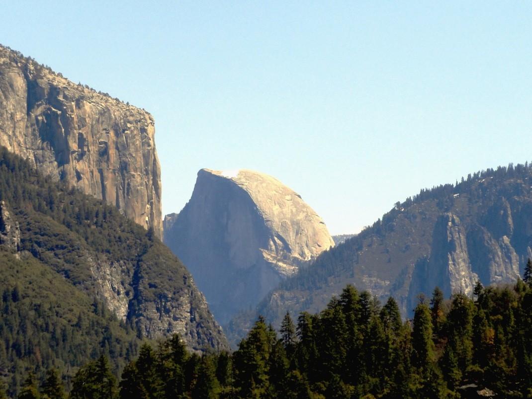 Yosemite. Half Dome