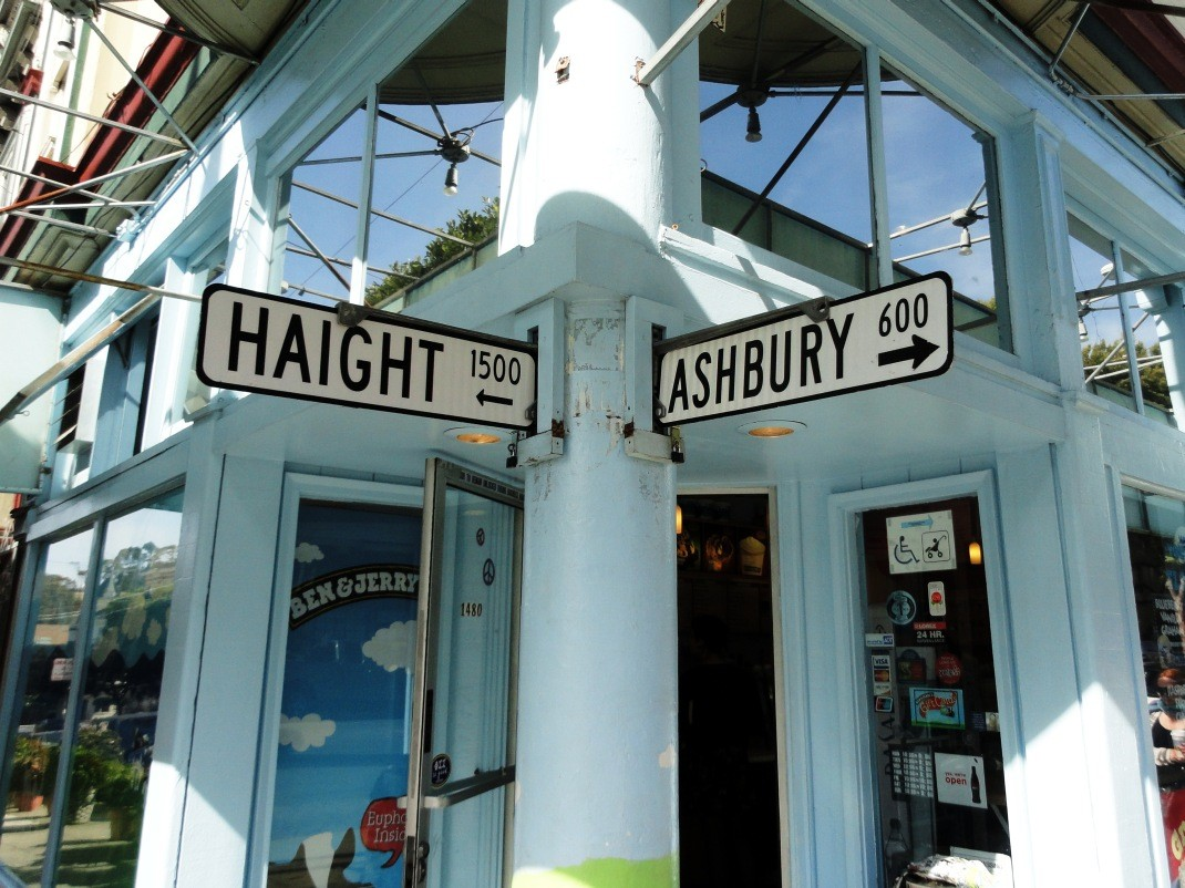 San Francisco: Haight Ashbury