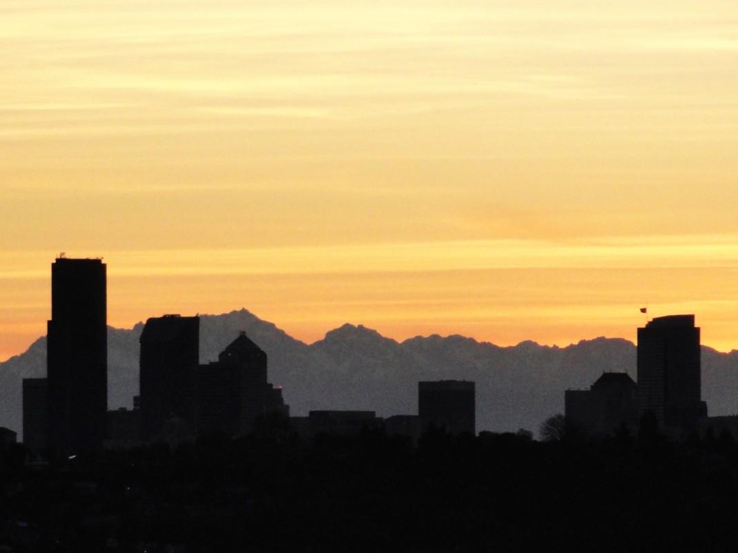 Słoneczność w Seattle