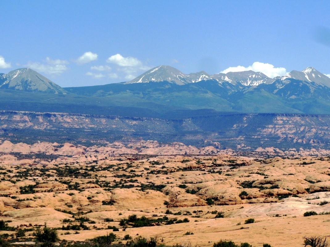 Okolice Moab