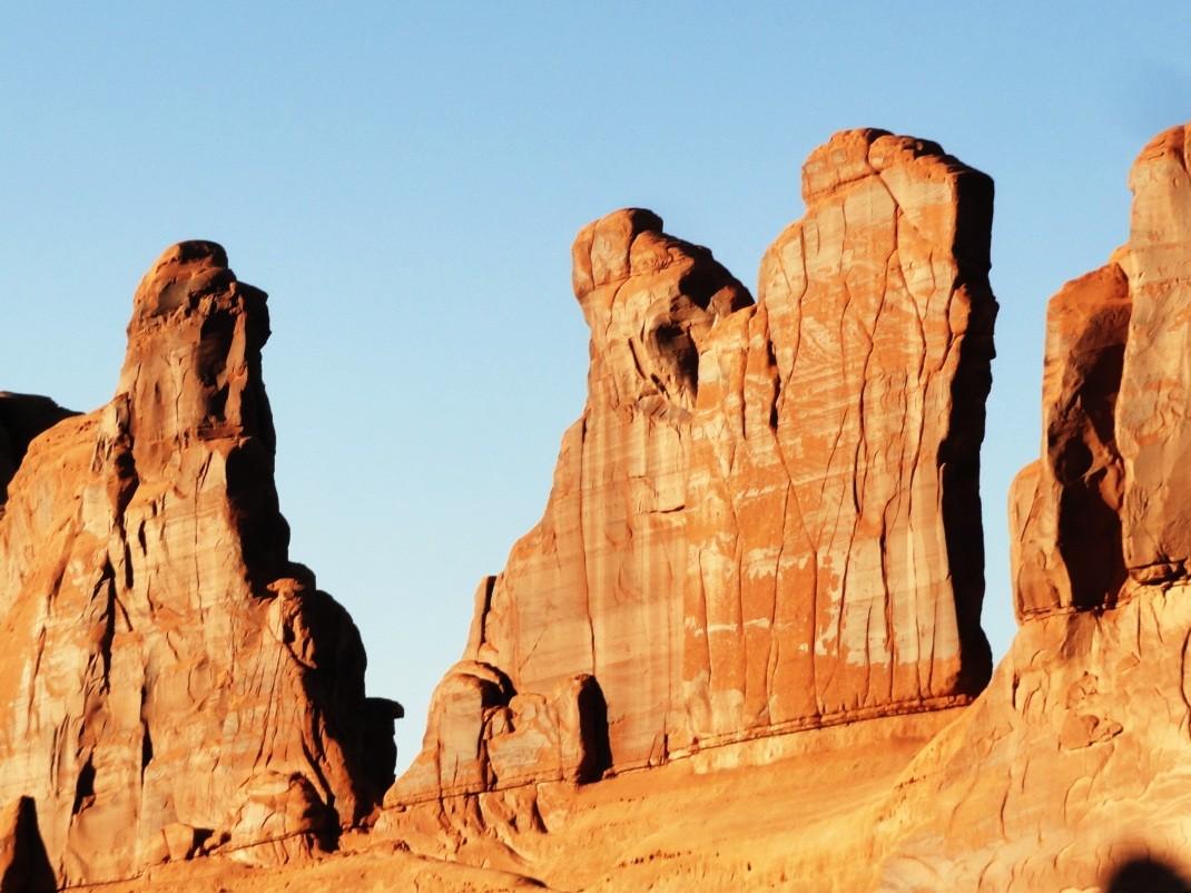 Typowy obrazek z Utah