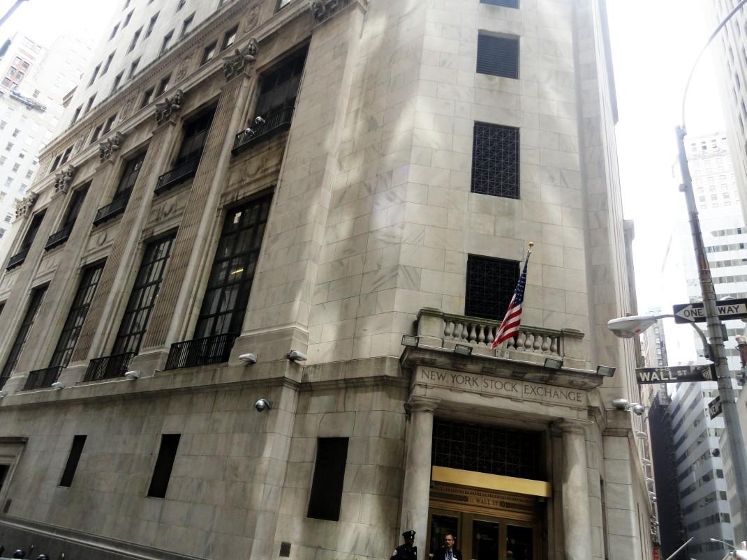 Nowy Jork. Wall Street