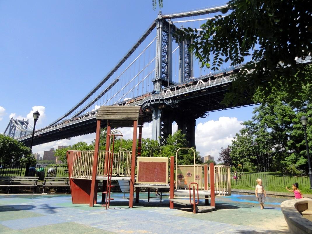 Nowy Jork. Dumbo