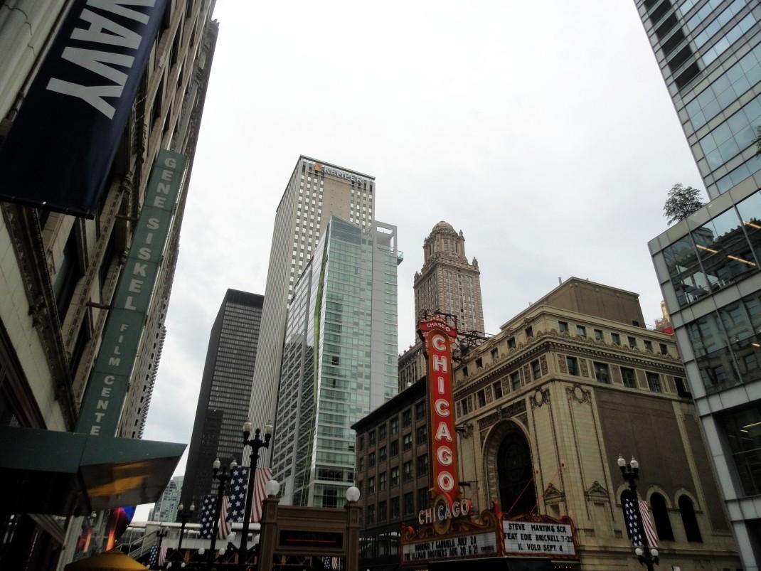Jeden dzień w Chicago