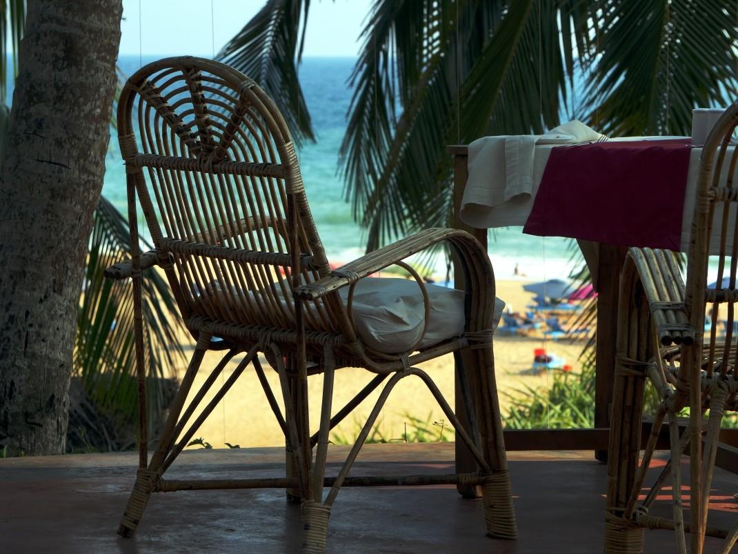 Keralskie plaże, hotele i … więcej hoteli.