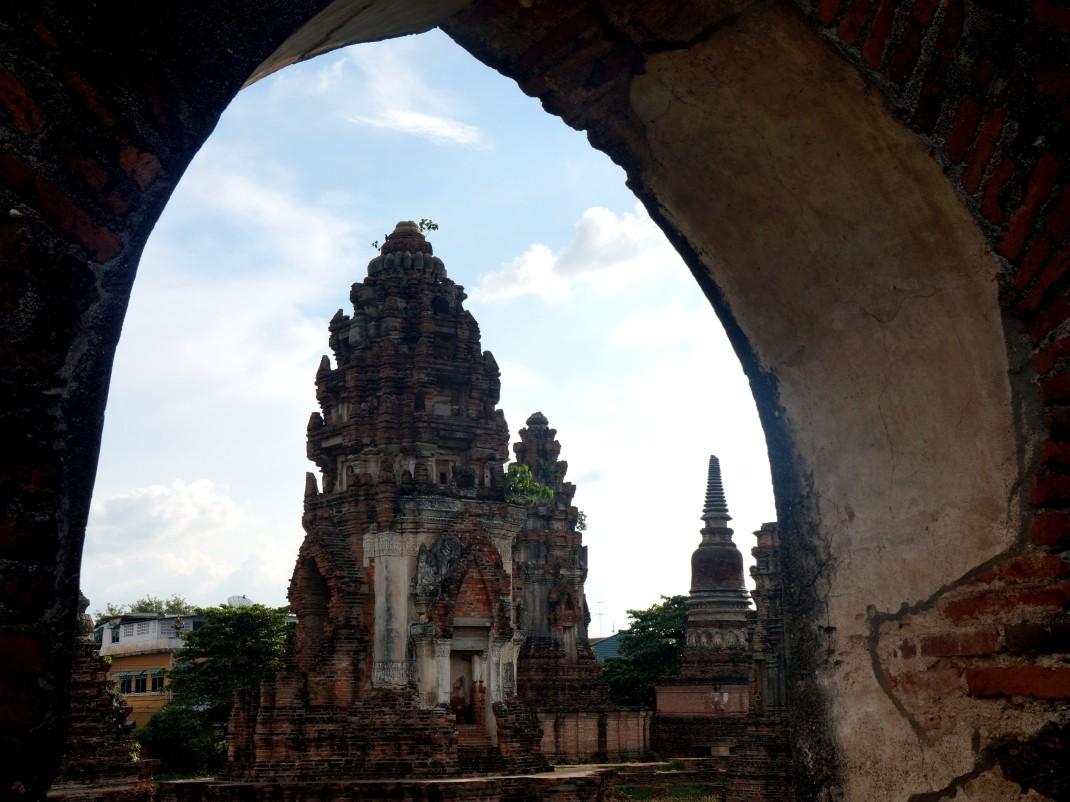 Świątynia Phra si ratana mahathat w Lopburi