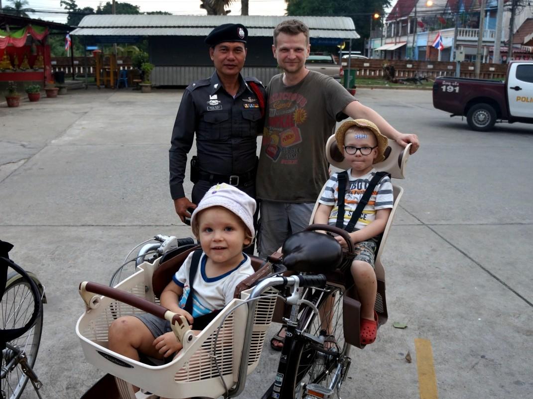 Zamieszkać w Tajlandii