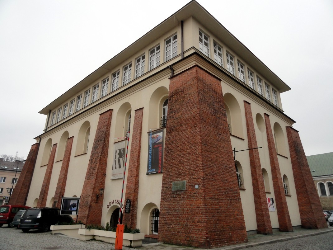 Spacer po Rzeszowie. Synagoga Nowomiejska