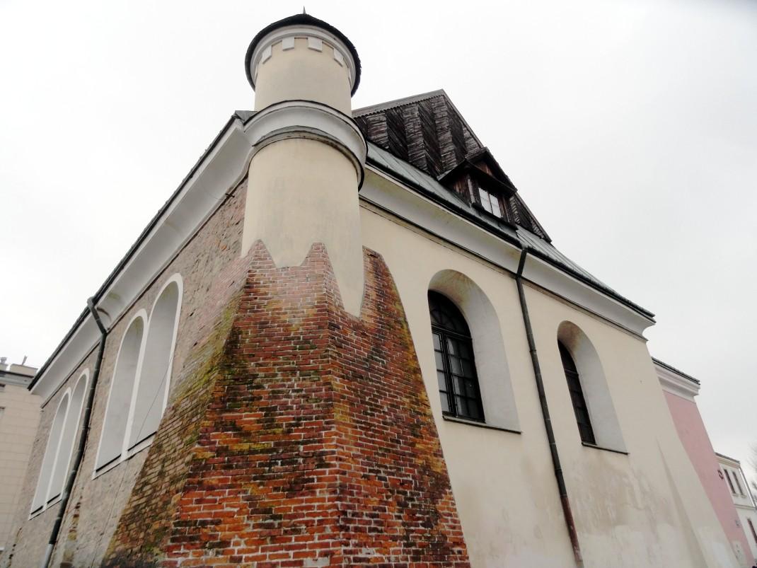 Spacer po Rzeszowie. Synagoga Staromiejska.