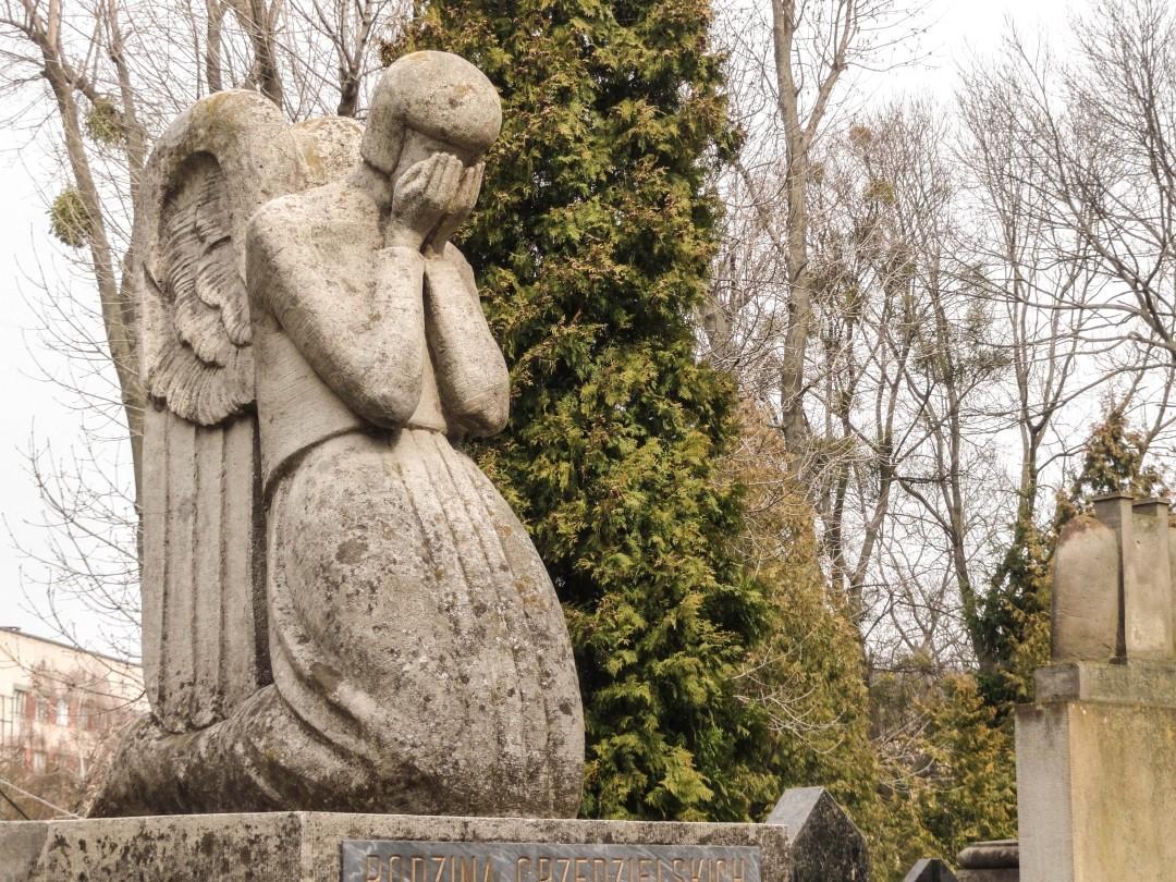 Lwów. Cmentarz Łyczakowski