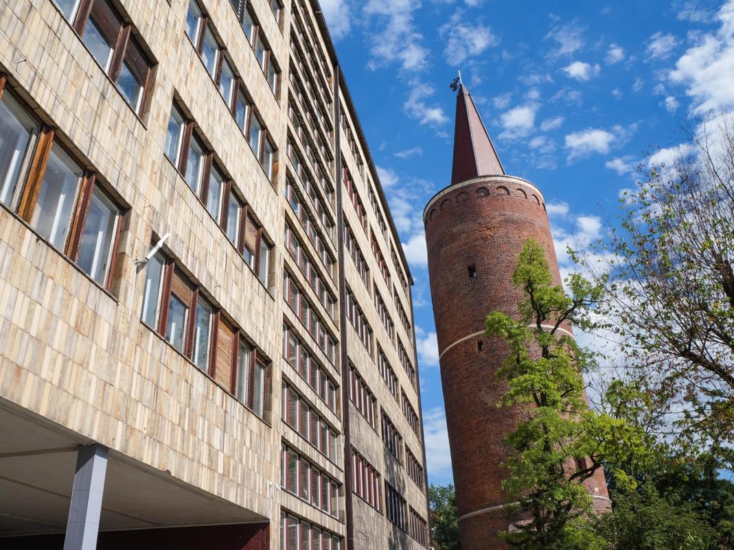 Opole. Wieża Piastowska