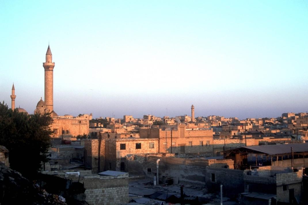 Aleppo 2003