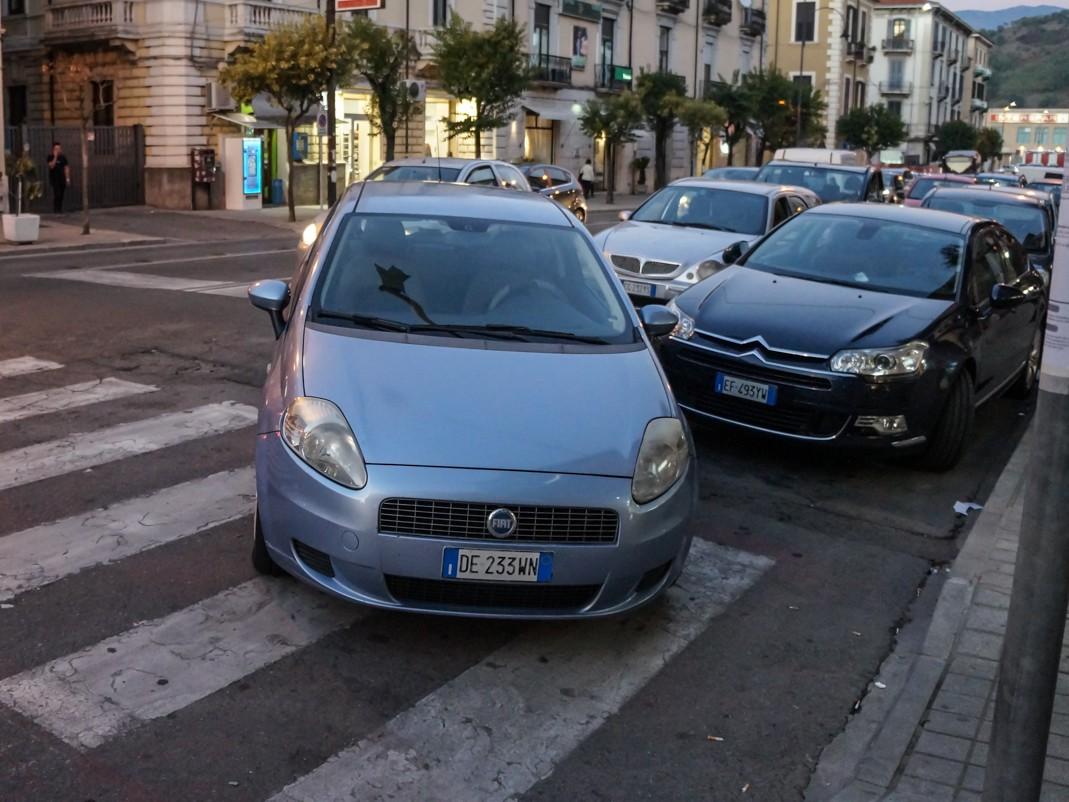 Parkowanie w Kalabrii