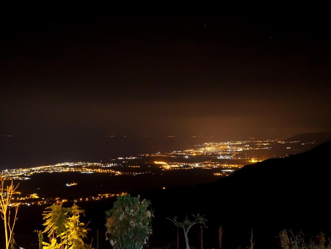 Kalabria. Panorama Riviery dei Cedri
