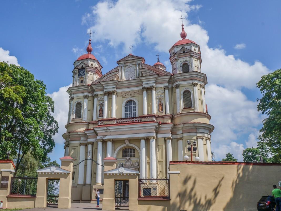 Wilno atrakcje. Co zobaczyć w Wilnie. Najpiękniejszy kościół Wilna