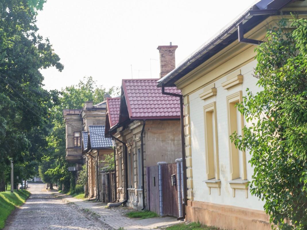 Atrakcje Wilna, co zobaczyć w Wilnie, uliczki Wilna, Cat-Mackiewicz