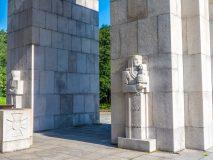 Pomnik czynu powstańczego, Góra Świętej Anny