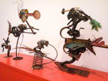 Wystawa Jeana Tinguely