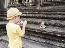 Angkor Wat - raj dla fotografów