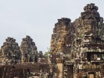 Twarze Angkor Wat