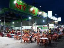 Restauracja My Le w Ho Tram