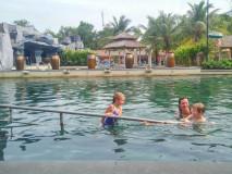 Gorące źródła w Binh Chau