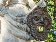 Rzeźby Opola: Melpomena