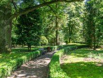 Park zamkowy, Rogów Opolski