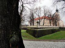 Spacer po Rzeszowie. Zamek Lubomirskich