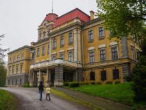 Pałac Thun-Hohensteinów w Kończycach Wielkich