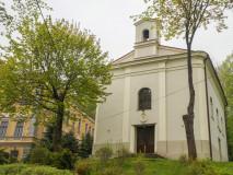 Kaplica pw. Opatrzności Bożej w Kończycach Wielkich z 1776 roku