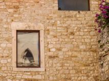 Split. Detale na murach