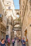 Split, stulecia historii zwieszają się nad Bramą Żelazną