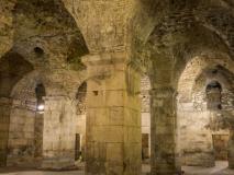 Starożytny Split w podziemnym wydaniu