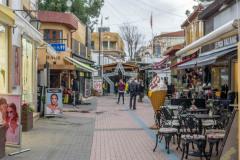 Uliczki północnej Nikozji