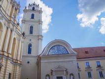 Dzwonnica kościoła na Dziedzińcu Wielkim