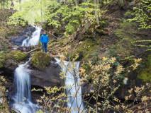 Z kamerą wśród wodospadów