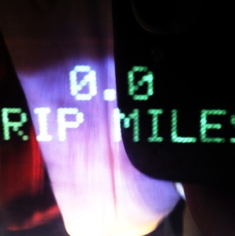 Pół roku w USA – Chicago, 0 trip miles