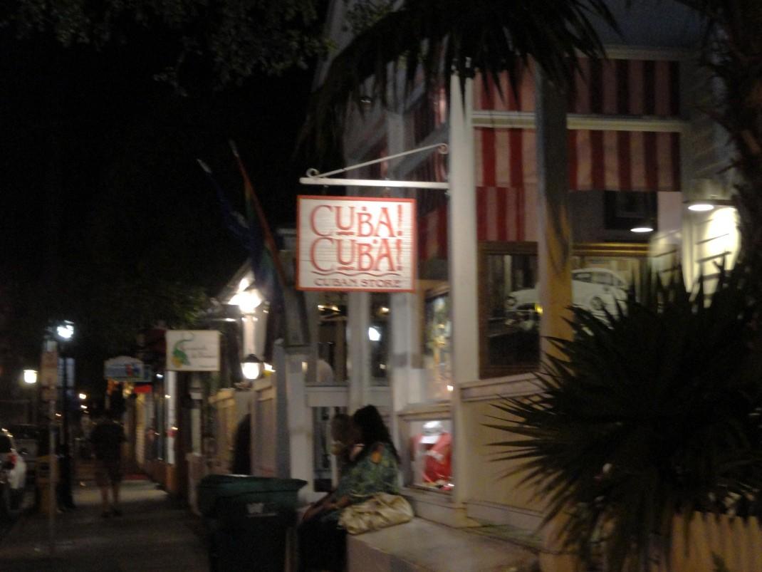 Key West – tam, gdzie szczudlarze mówią dobranoc