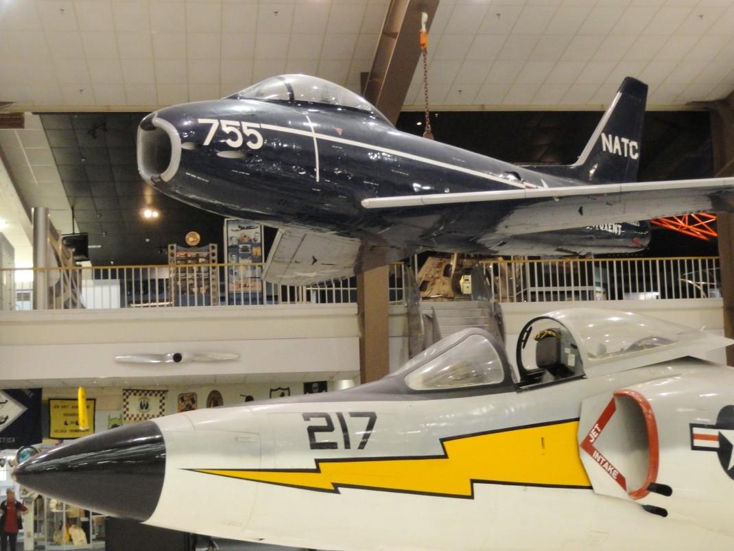 Pensacola. Muzeum Lotnictwa Marynarki Wojennej.