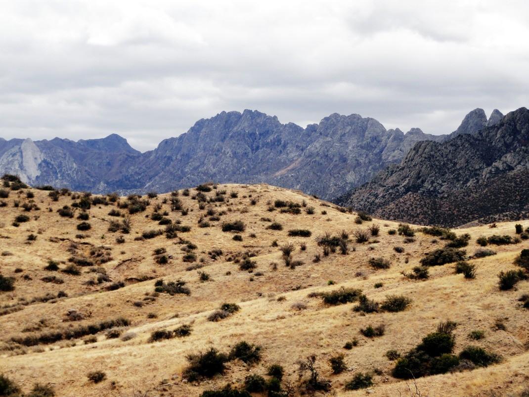 Carlsbad Caverns oraz Nowy Meksyk tam i z powrotem