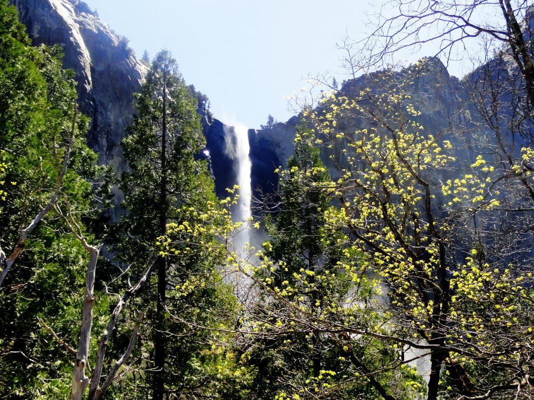 Yosemite i wina środkowej Kaliforni