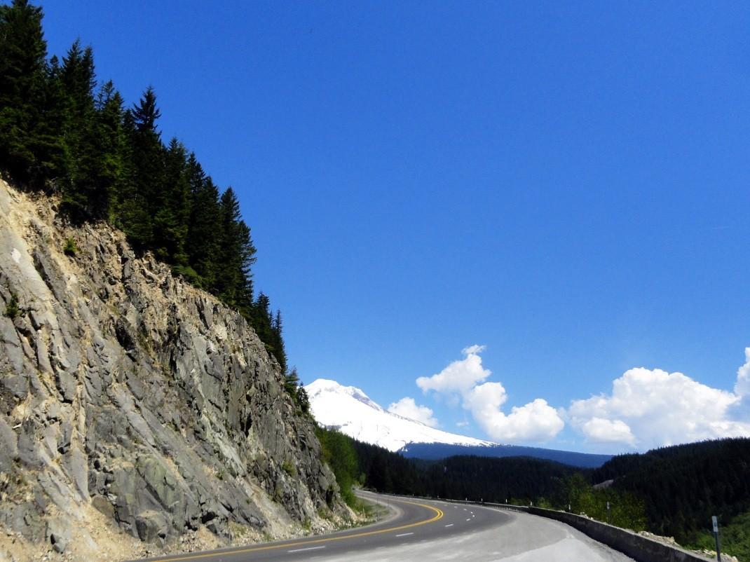 Droga na górę Hood