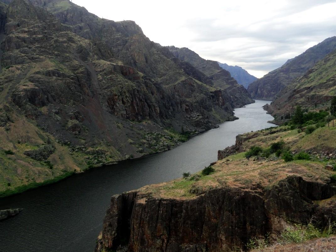 Wschodni Oregon: Błękitna góra i piekielny kanion