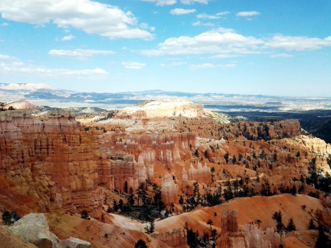 Bryce Canyon. Wbrew prawom jengi